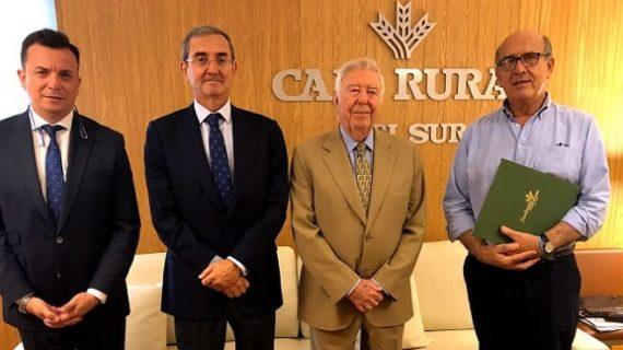 Fundación Caja Rural y Proyecto Hombre firman un convenio para apoyar actividades con fines solidarios