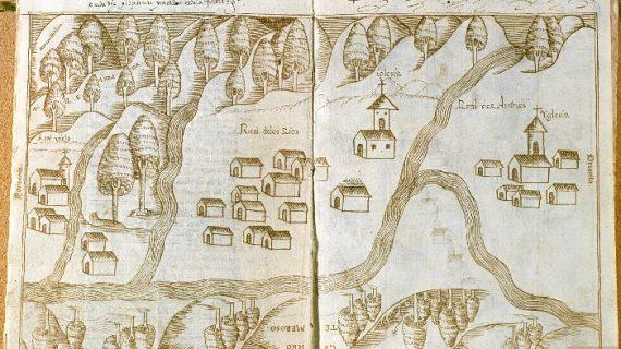 La US investiga mapas manuscritos que imitaban a los impresos en los inicios de la cartografía hispanoamericana