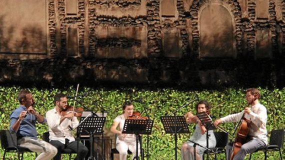 Variedad musical para los últimos conciertos del Ciclo Noche en los Jardines del Real Alcázar