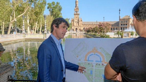 Los parques de María Luisa, Vega de Triana y Los Bermejales contarán con tres nuevos circuitos de running