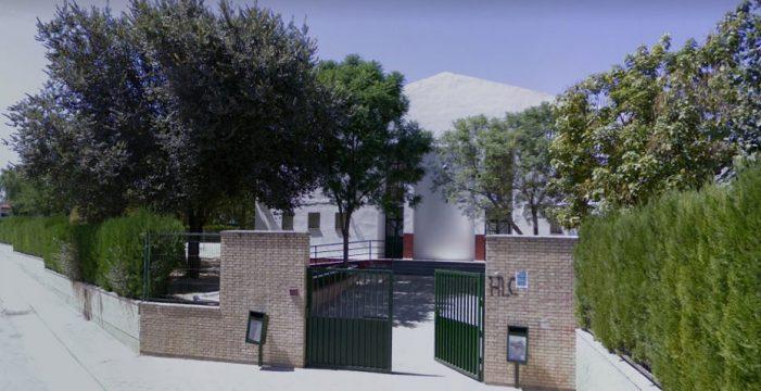 Licitadas las obras del colegio Posadas Carvajal de Huévar del Aljarafe