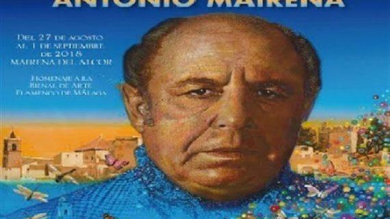 Arranca en Mairena del Alcor el 57º Festival de Cante Jondo Antonio Mairena
