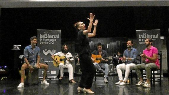 La bailaora Isabel Bayón estrena 'Yo soy' el 29 de septiembre en la XX Bienal de Flamenco