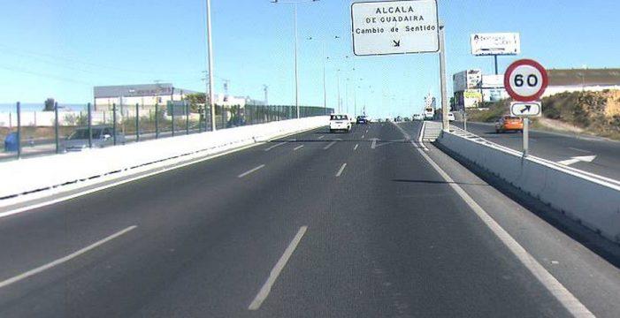 La A-92 mejora sus primeros 11 kilómetros entre Sevilla y Alcalá de Guadaíra