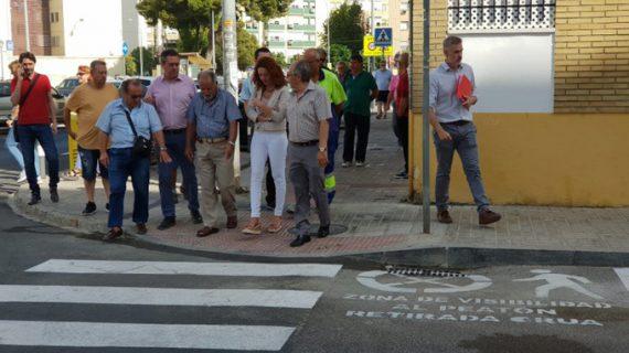 Las reformas en el barrio de Santa Clara de Sevilla responderán a las demandas de saneamiento de los vecinos