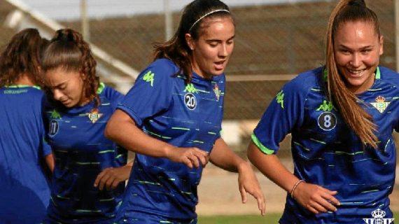 El Real Betis Féminas estrena la pretemporada ante el Sporting Huelva