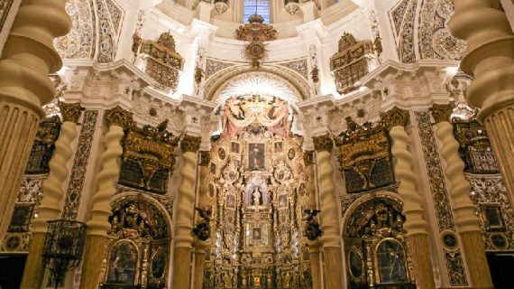 San Luis de los Franceses recuperará las pinturas murales de su refectorio