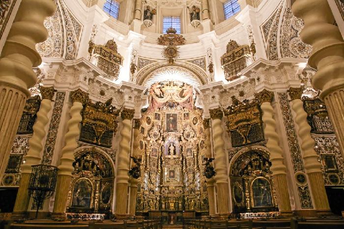 La iglesia de San Luis de los Franceses, nuevo escenario de la Bienal de Flamenco