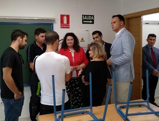 Un total de 212.316 alumnos de ESO, Bachillerato, FP y Régimen Especial comienzan las clases