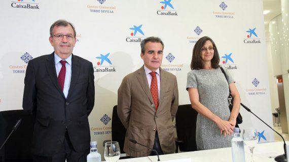El Centro Comercial Torre Sevilla abre sus puerta con un 95% de ocupación