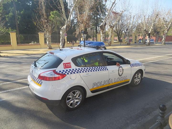 Detenido el autor de un presunto atropello intencionado a un conductor de VTC en Sevilla