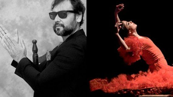 José Valencia y Olga Pericet protagonizan la programación del primer martes de la Bienal