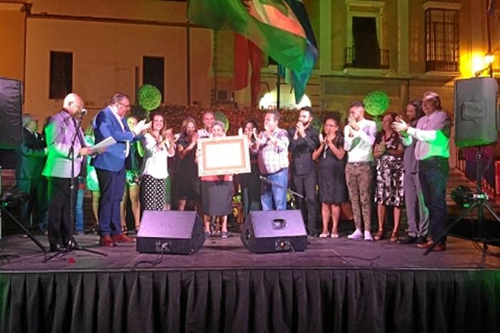 El festival flamenco 'Manolito el de María' llega el 28 de septiembre a Alcalá de Guadaíra