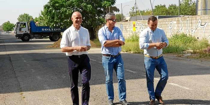 Progresan los proyectos de inversión para las reformas en 12 barrios sevillanos