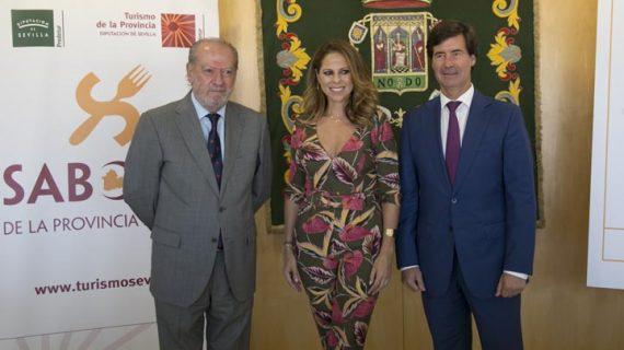 Pastora Soler presta voz e imagen a la nueva campaña de 'Sabores de la Provincia de Sevilla'