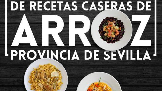 La Diputación de Sevilla convoca la XVI edición de su Concurso de Recetas de Arroz