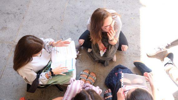 Cerca de 2.000 alumnos se examinan en la Universidad de Sevilla de Selectividad