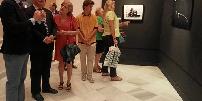Sevilla acoge la exposición fotográfica 'Flamenco contemporáneo' del autor José Toranzo