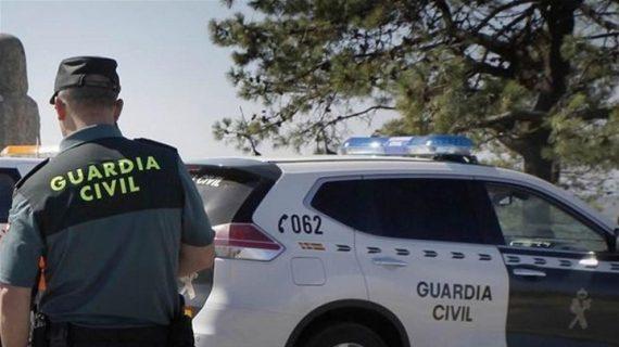 La Guardia Civil desarticula un grupo dedicado al robo en naves industriales