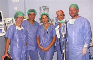 El Hospital de Valme incrementa un 75,4% el número de operaciones de cataratas respecto al pasado verano