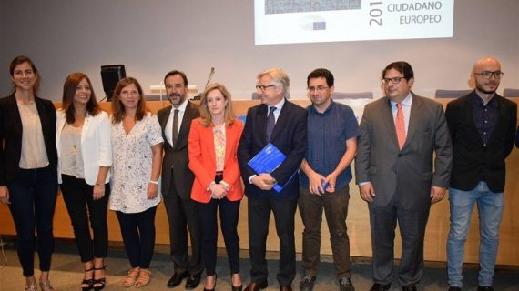 El trabajo en Genética que desarrolla el Hospital Universitario Virgen del Rocío recibe la medalla del Parlamento Europeo