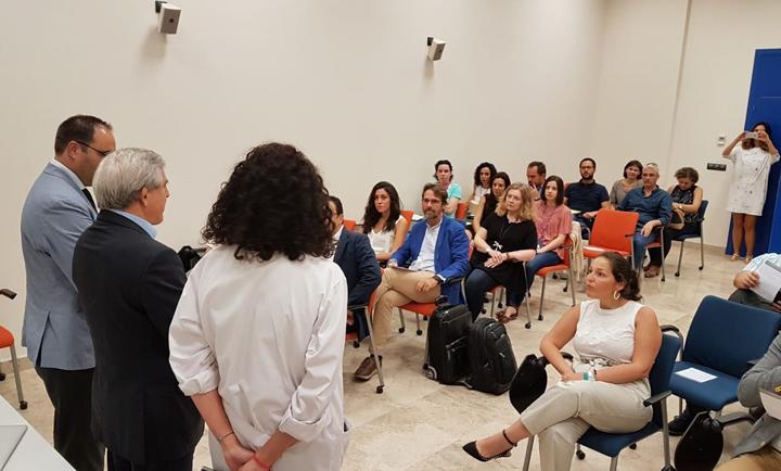 Los hospitales Virgen Macarena, Virgen del Rocío y el IBiS colaboran para investigar tumores poco frecuentes