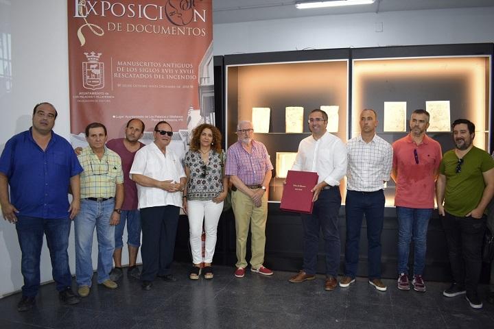 Los Palacios prepara una gran exposición de documentos y manuscritos de los siglos XVII y XVIII