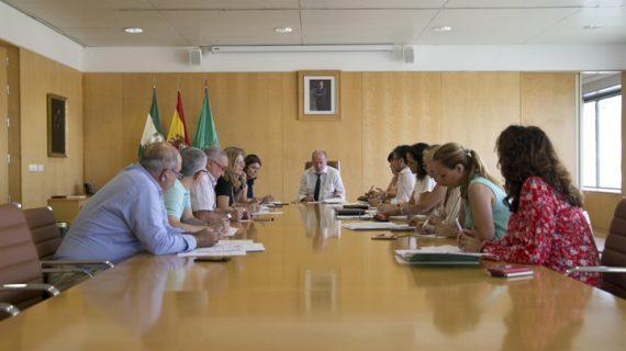 Aprueban las primeras resoluciones a municipios sevillanos para las obras del Supera VI