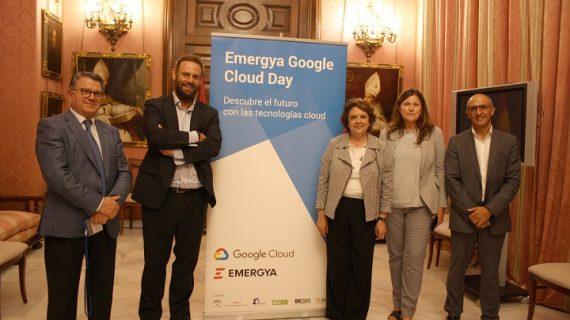 El Emergya Google Cloud Day llega a Sevilla el 3 de octubre