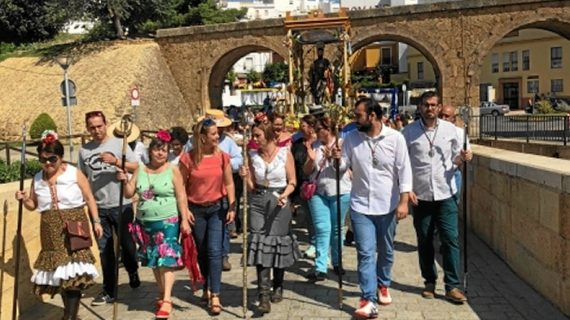 Alcalá de Guadaíra celebra su trigésimo quinta Romería de San Mateo