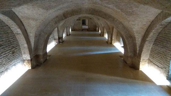 El Real Alcázar abre al público el recuperado semisótano del Palacio de Pedro I en septiembre