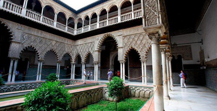 El Real Alcázar batió record de visitantes en 2018
