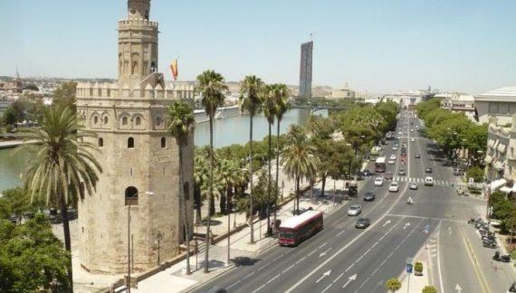 Sevilla recibe más de 900.000 visitantes hasta marzo