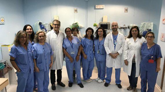 Reconocimiento al Hospital Virgen Macarena por su tratamiento del dolor perioperatorio
