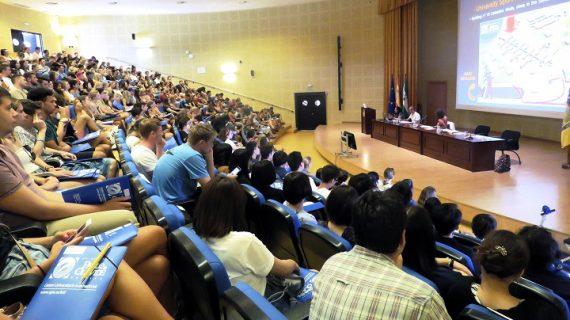 Más de 800 estudiantes de 37 países de los cinco continentes cursan estudios en la UPO este curso