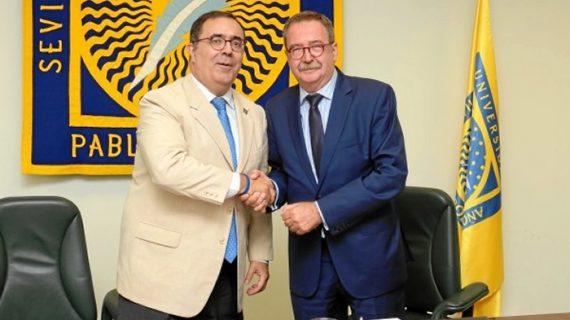 La UPO renueva el convenio de prácticas con el Consejo Económico y Social de Andalucía
