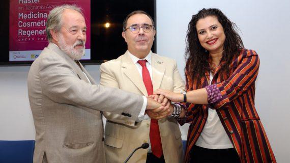 La UPO oferta el primer Máster en Medicina Estética, Cosmética y Regenerativa de Andalucía