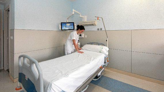 El Virgen del Rocío ofrece encuestas electrónicas a los pacientes para testar su grado de satisfacción