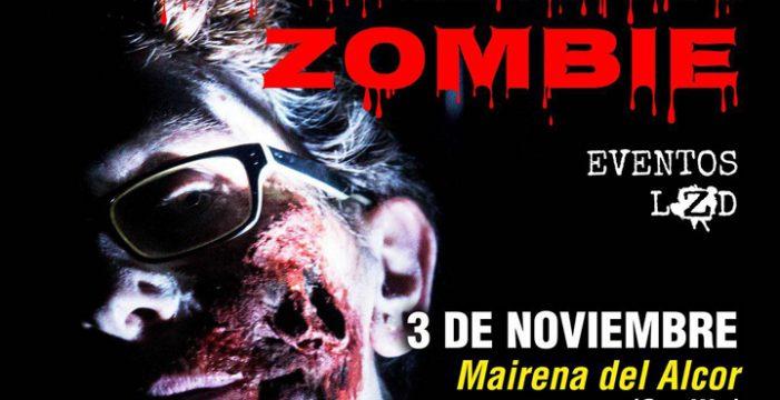 Los zombies atacarán Mairena del Alcor el próximo 3 de noviembre