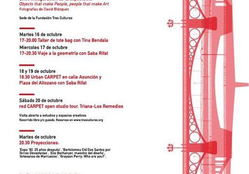 El Centro Cerámica Triana participa en la segunda edición de Red Carpet