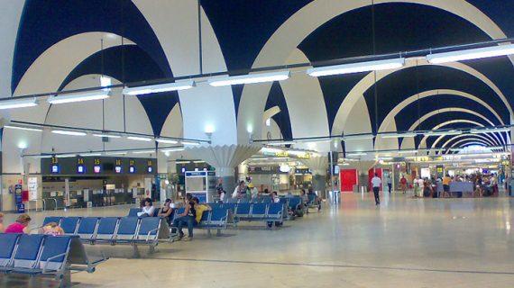 Licitada una obra de ampliación en el aeropuerto de Sevilla por 33 millones de euros