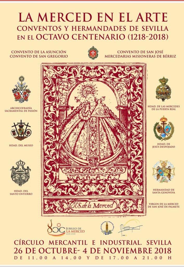 Una exposición recorre los 800 años de la Orden de la Merced en Sevilla