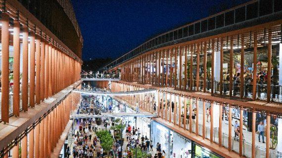 El centro comercial Torre Sevilla supera el millón de visitas en menos de un mes