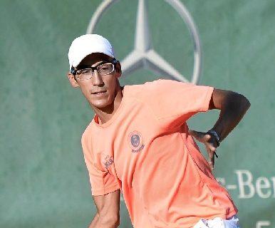 El Open de Tenis Memorial Ricardo Villena aplaza las semifinales por la previsión meteorológica