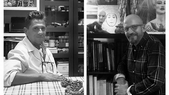 David Romero y Francisco Rovira pintarán el cartel de las Glorias 2019