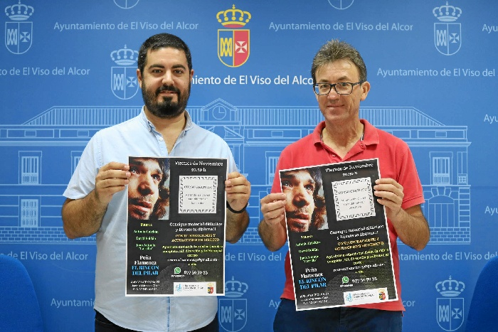El Viso del Alcor impartirá el curso 'Entender el flamenco' cada viernes del mes de noviembre