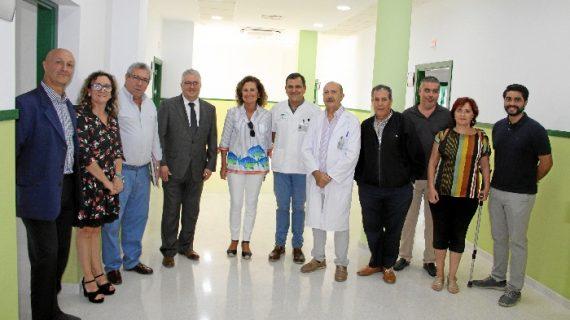 Cinco nuevas consultas para el Centro de Salud Doctor Pérez Vega de Bormujos