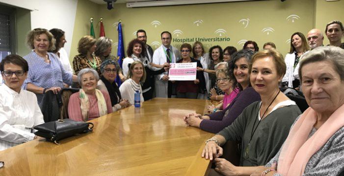 Una importante donación facilita al Hospital Macarena seguir investigando el cáncer de mama