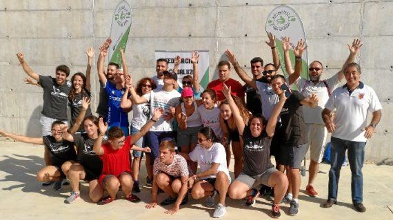 Sevilla celebra un taller de remo adaptado para jóvenes con autismo