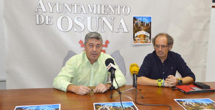 Más de 250 corredores disputan en Osuna la maratón de bicicletas de montaña '101 Civitas Urso'
